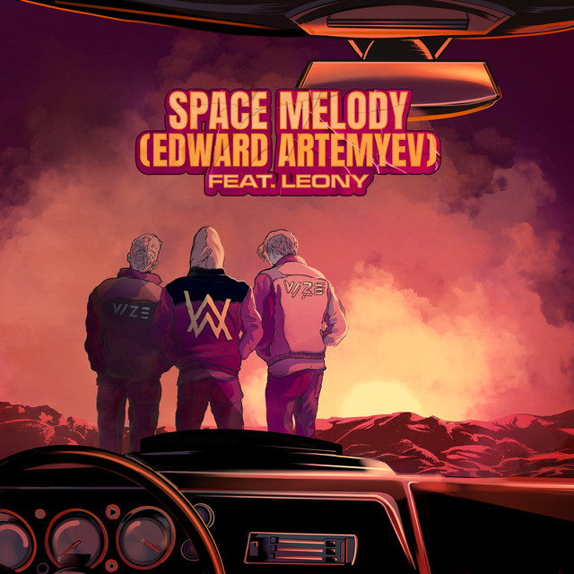WEEK 52 // 2020 | VIZE - Space Melody (with Alan Walker feat. Leony & Edward Artemyev)