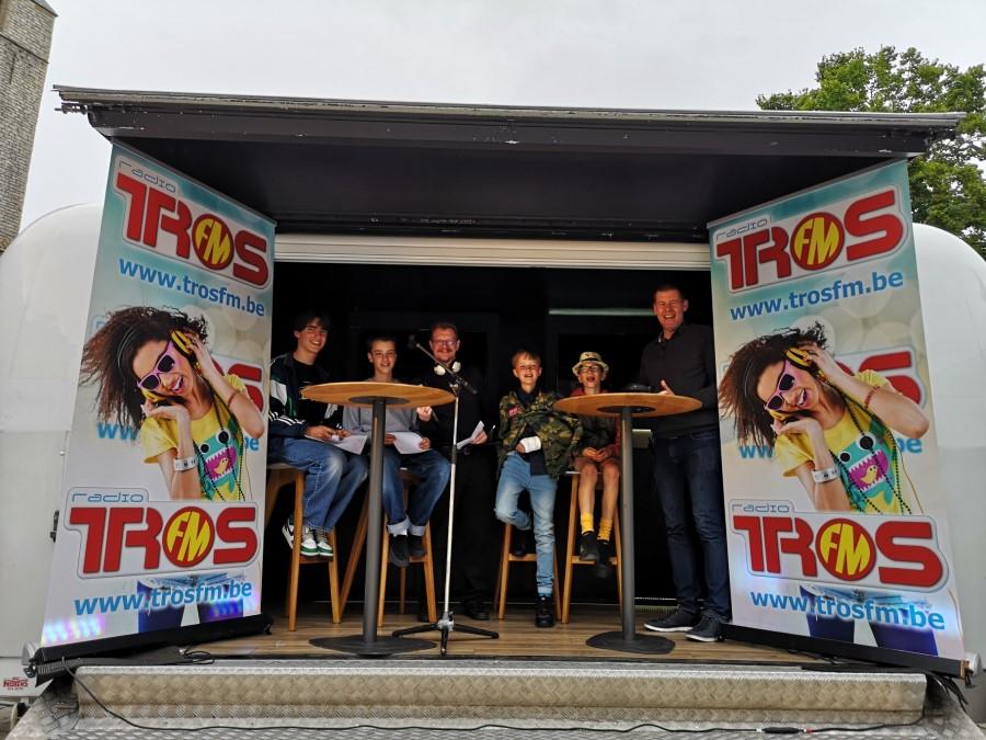 Podcast   TROS on TOUR met de Aymon Fiëste in Dendermonde op 29/8