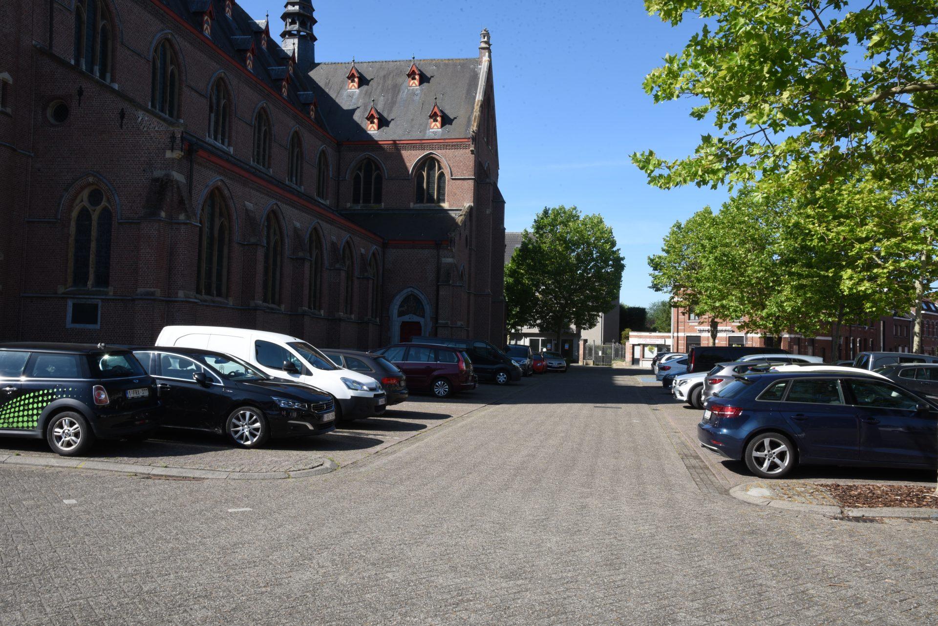 Ook kerk Sint-Gillis Buiten is voortaan blokspot