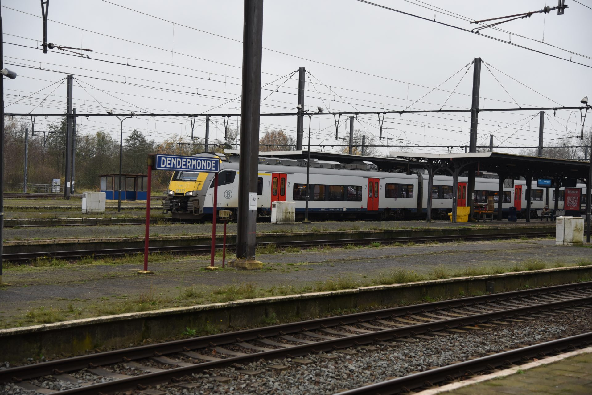 Werken station Dendermonde starten volgend jaar