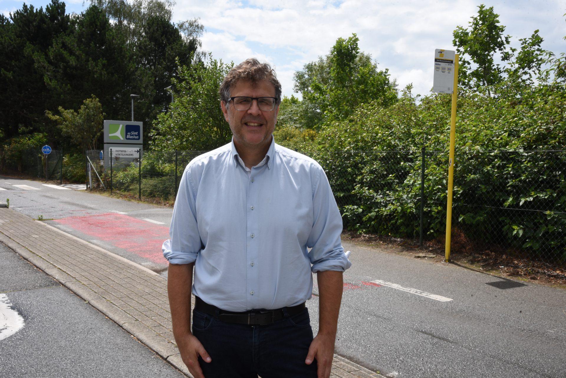 Nieuw bushaltebeleid in Dendermonde