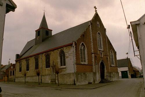 Restauratie van twee beschermde schilderijen in de Sint-Martinuskerk