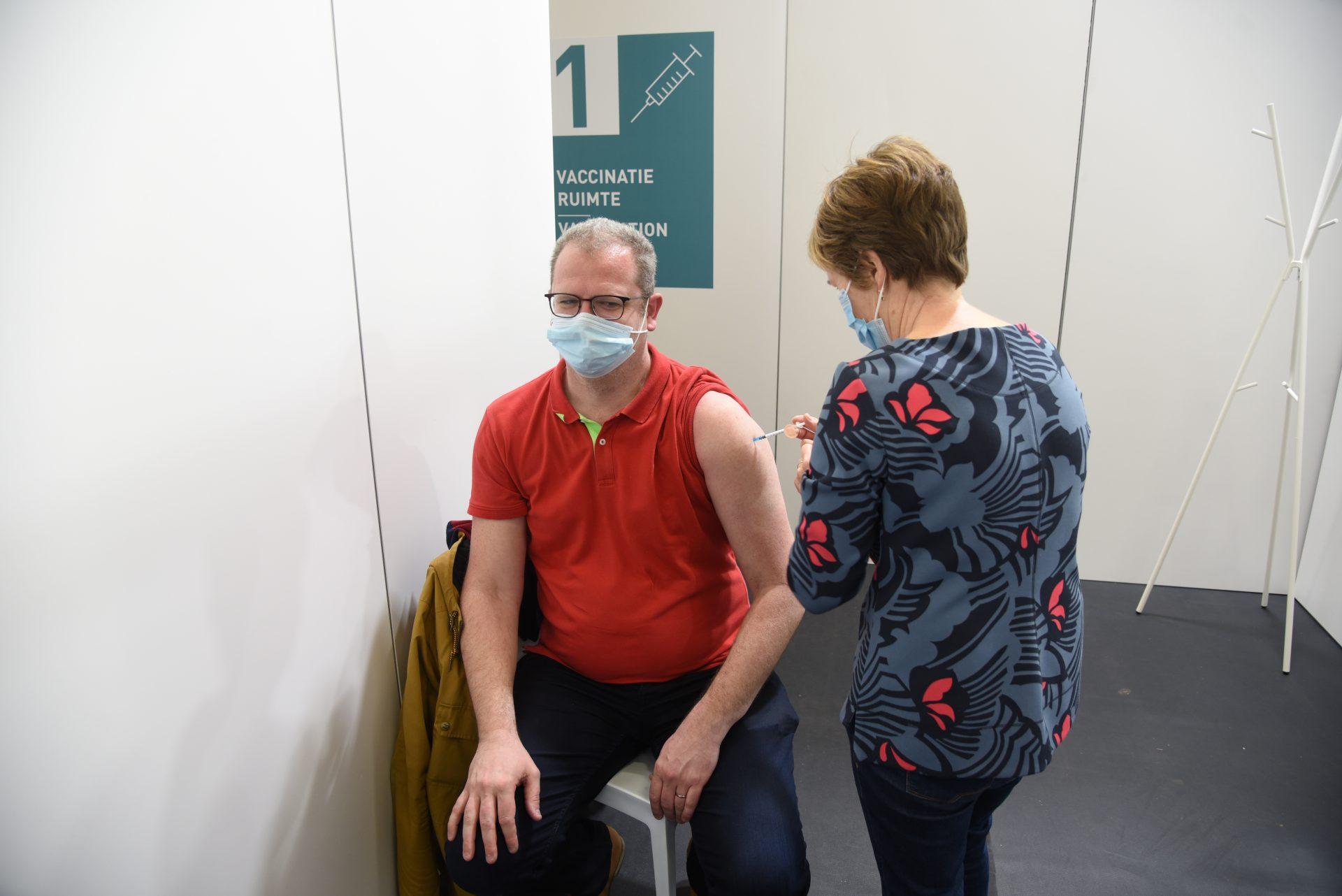 Eerstelijnszone Dender start met nieuwe eigen reservelijst voor vaccinatie
