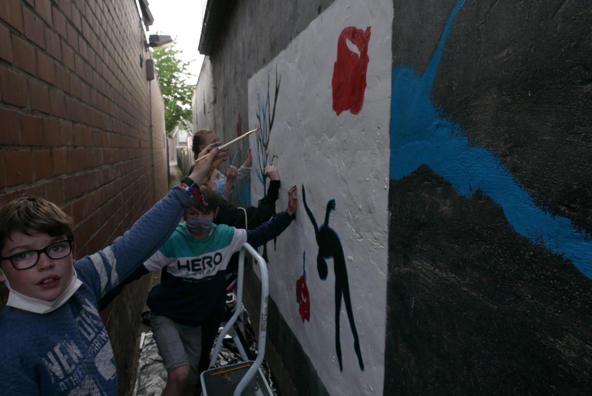 Kunst in 't steegje: wandeling of fietstocht naar 13 plekken
