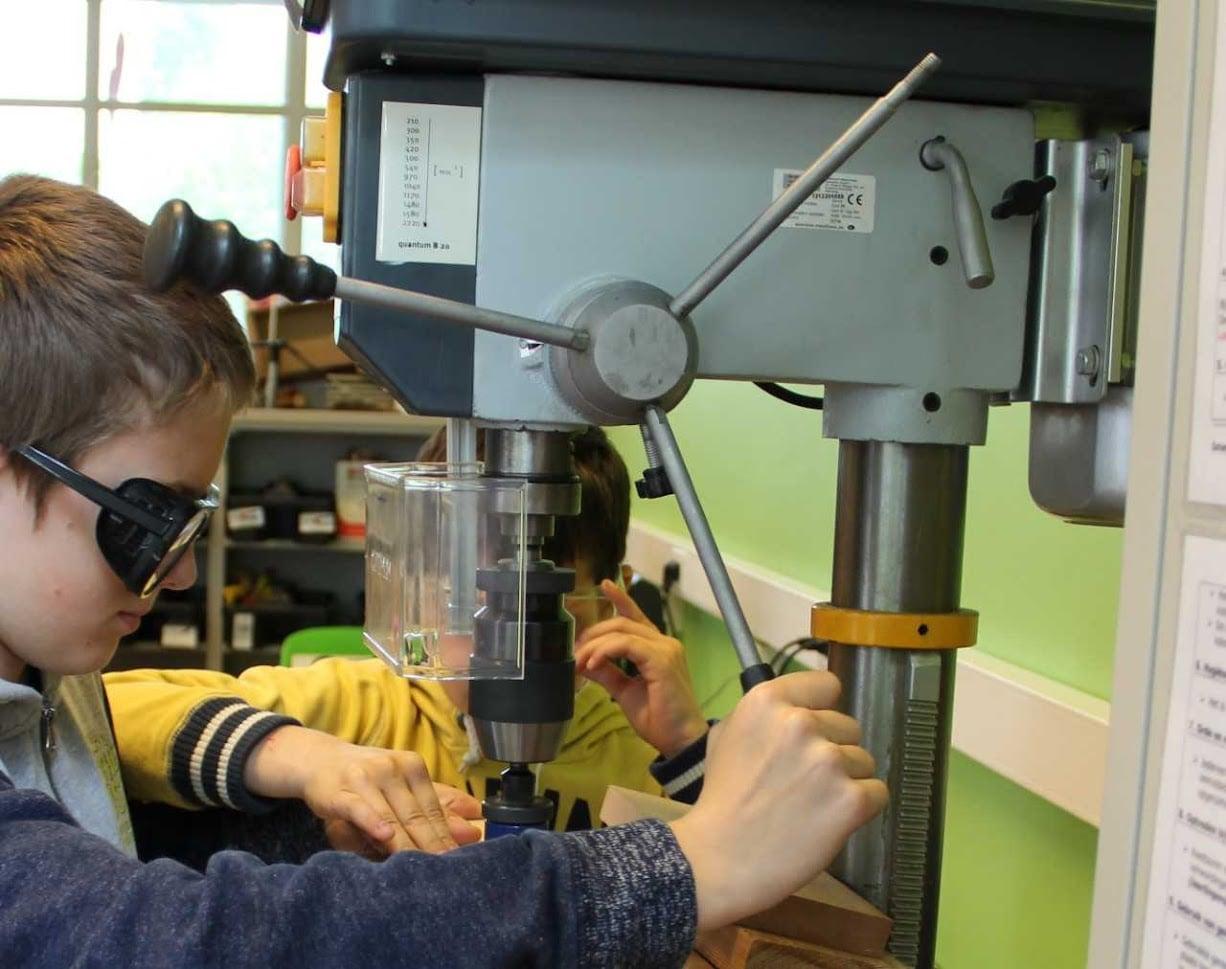 Techniekacademie start op in Kapel Bruinbeke