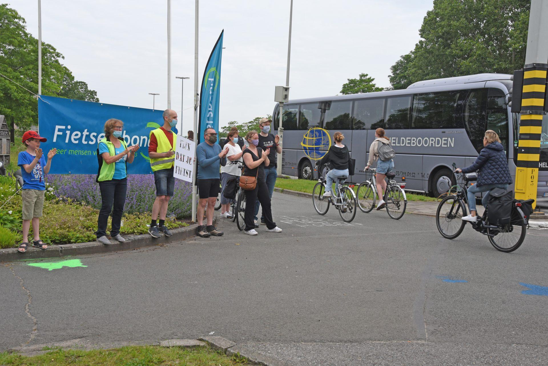 Fietsersbond Dendermonde eist drastische verhoging fietsbudget