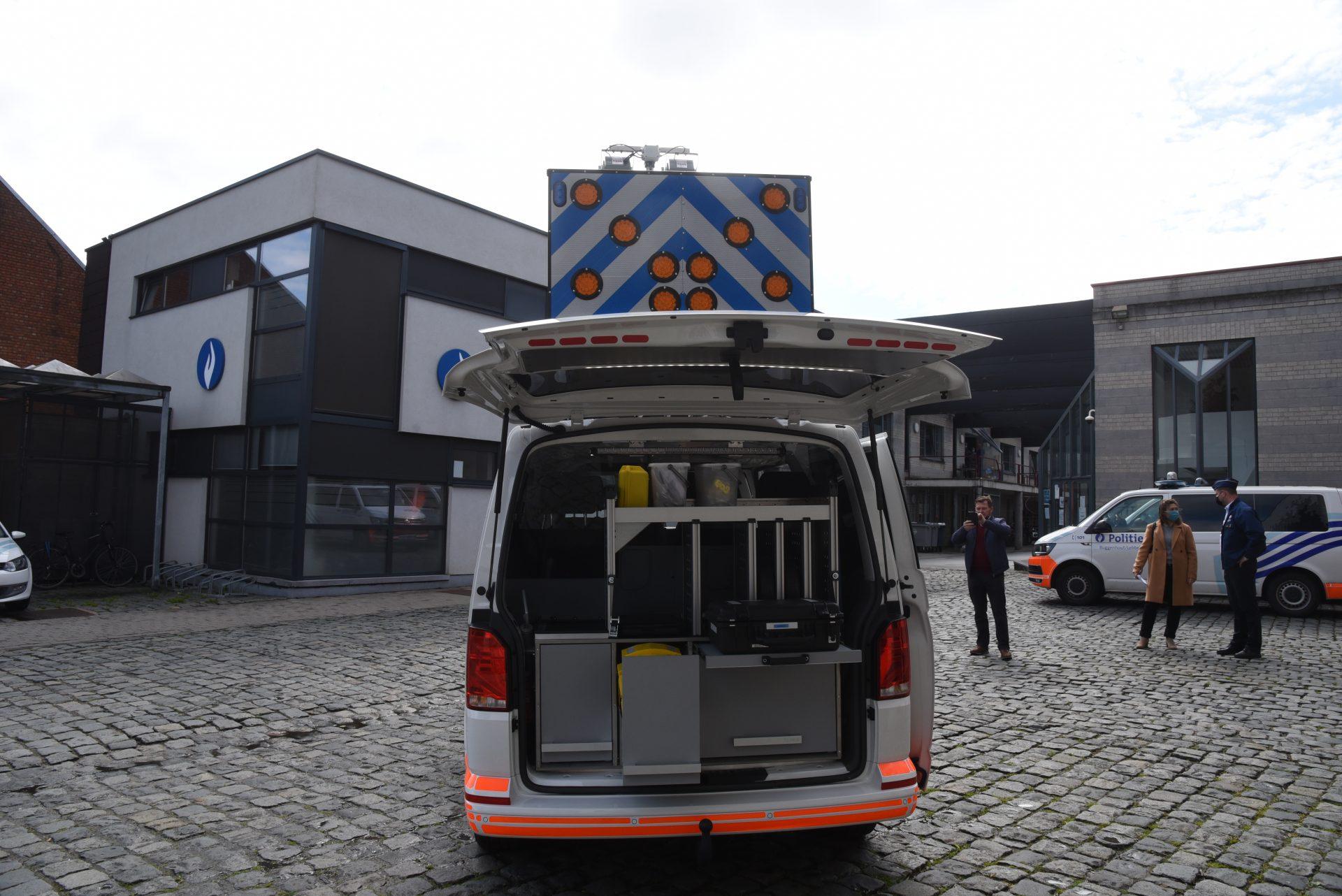 Politie heeft aandacht voor verkeersveiligheid