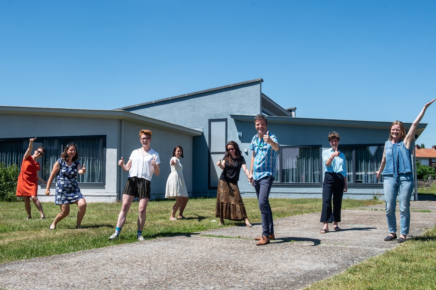 Nieuwe campus voor CVO Focus: kleuterschool wordt Centrum voor Volwassenenonderwijs