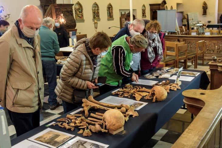 140 verschillende activiteiten tijdens Archeologiedagen