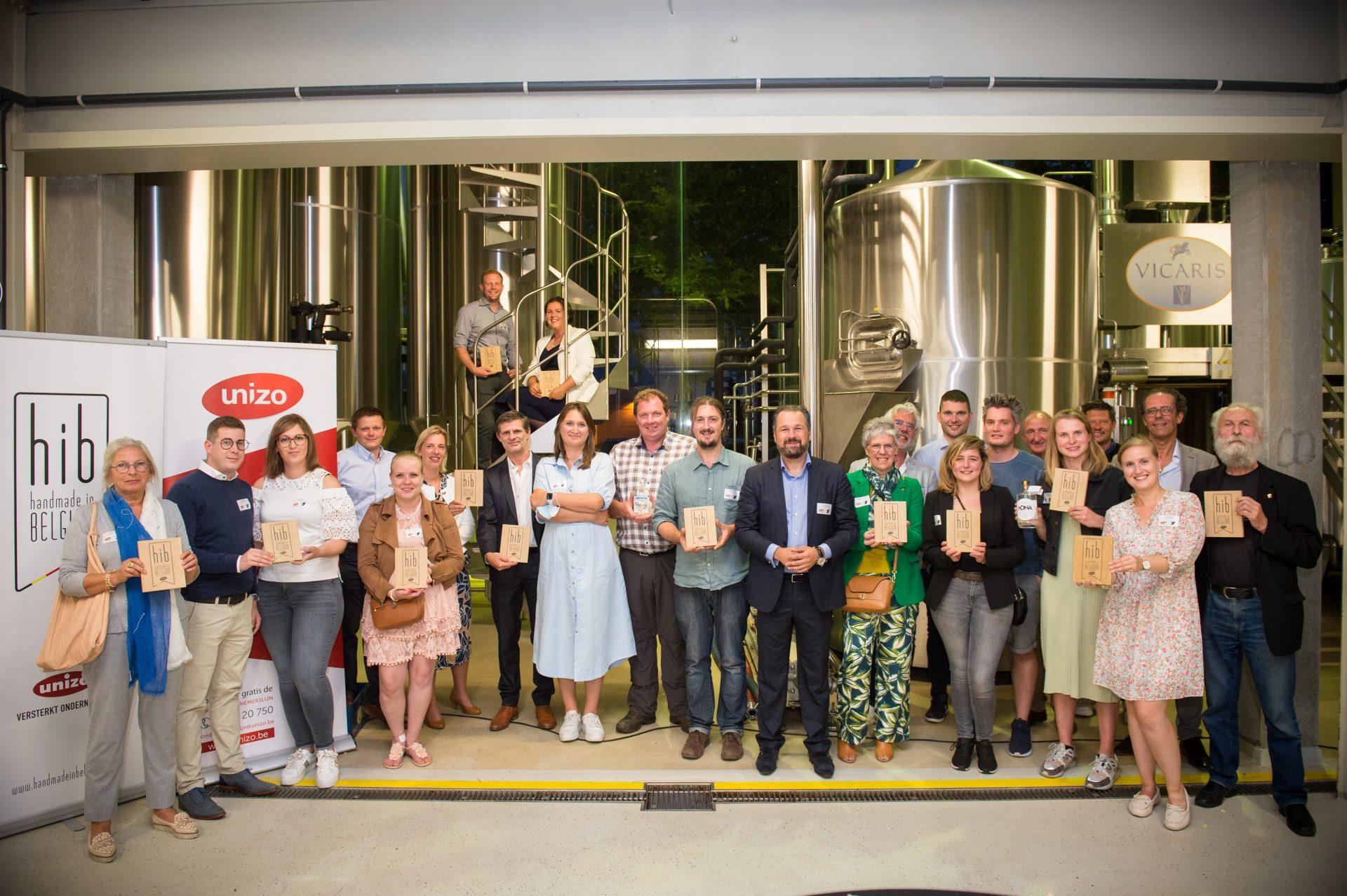 Nieuwe lichting Oost-Vlaamse HIB-ambassadeurs