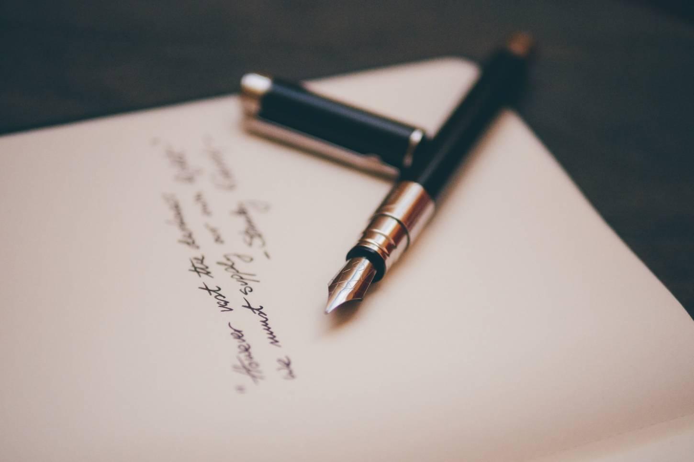 Deel een gedicht tijdens de poëzieweek
