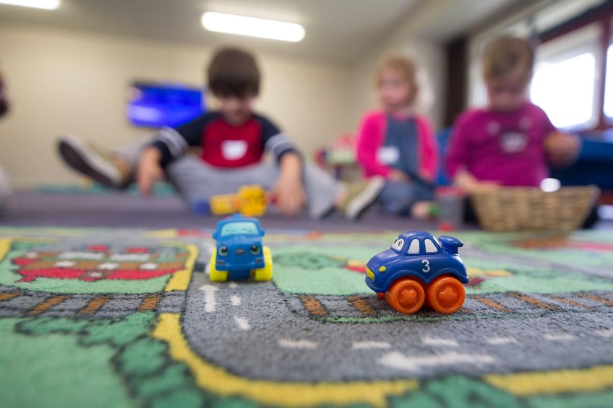 De Vlaamse overheid roept op voor extra kinderopvangplaatsen